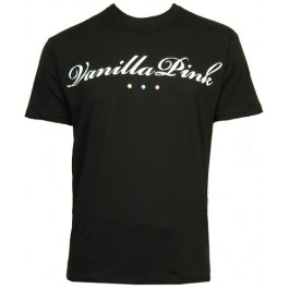 Vanilla Pink 'Got Wings' Exclusive T-Shirt (Black)-Large