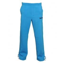 Raw Blue Basic Signature Sweat Pants (Aqua)-X-Small