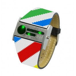 Clooci eBoy 'Irregular Apocalypse' Seahope Artist Watch-One Size Fit All