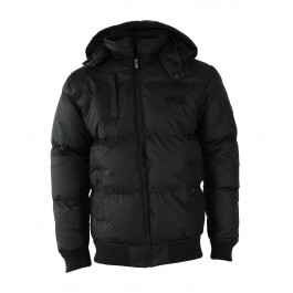 Ecko FUNKY ENOUGH PADDED JACKET Black-Small