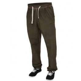 Urban Classics Spray Dye Sweat Pants TB459 Olive X-Small