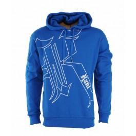 Men's Outerwear Karl Kani Mens Hoodies Blue-XX-Large