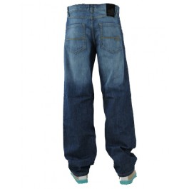 "Mecca USA 5Pocket Jean C-Fit (Ocean Blue)-34"""" Waist"