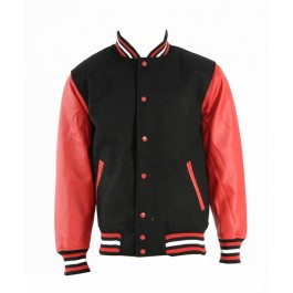 Raw Blue Spring Field Jackets (Black/Red)-XXX-Large