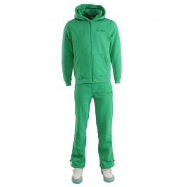 Raw Blue Track Suits (Green)-Small