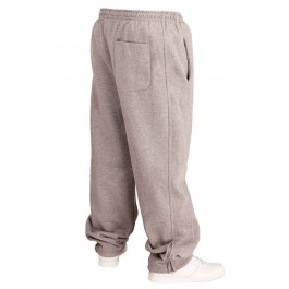 Urban Classics Comfort Fit Sweat Pants (Grey)-Large