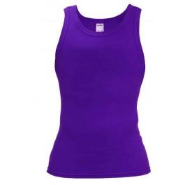 Urban Classics Plain Classic Vest (Purple)-Small