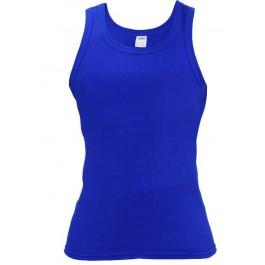 Urban Classics Plain Classic Vest (Royal)-Medium