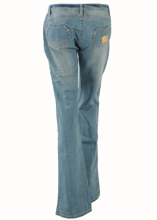 Apple Bottoms Jeans (Light Indigo)