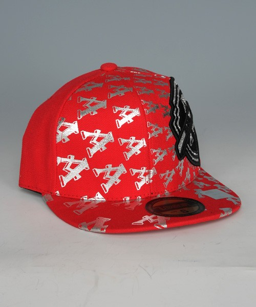 Leader Urban A Big City Cap (Red)