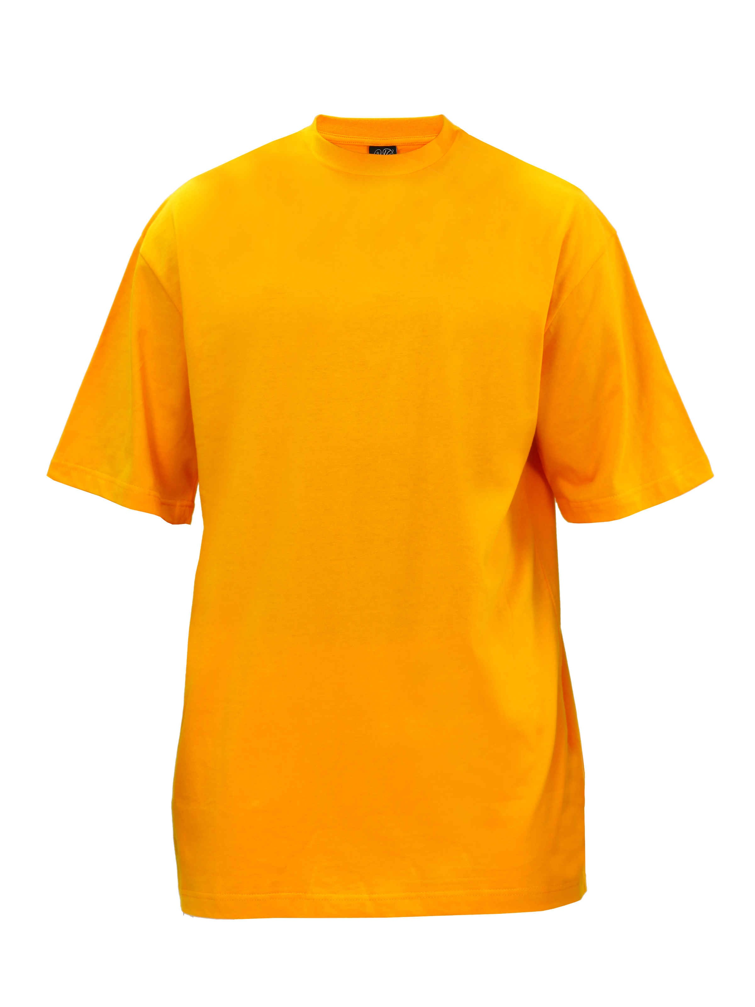 Urban Classics Mens Tall T-Shirt (Orange)