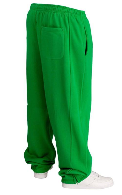 Urban Classics Comfort Fit Sweat Pants Dark Green Large