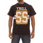 Rock-Run Mens Trill Vars T-Shirts (Black)