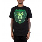 Mishka Mens Death Adder T-Shirts (Black)