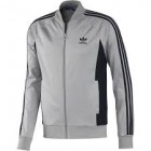 Adidas Court Star Track Jacket (Grey)