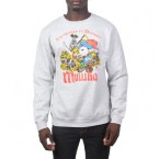 Mishka Davy Jones Locker Sweatshirt (HGrey)