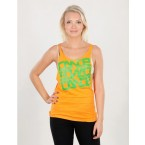 Urban Dance Womens UD007 Dance Tanktop (Orange)